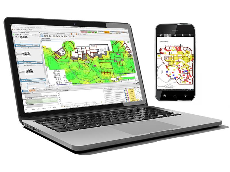WLAN-Laptop-und-Handy